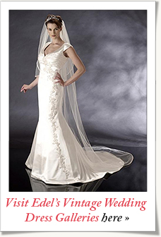 1940s Vintage Style Wedding Dresses \u2013 austerity chic